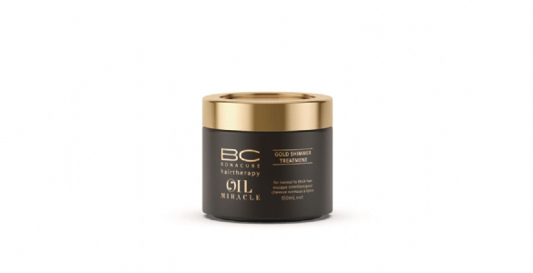 Schwarzkopf Gold Shimmer Treatment Mask 200ml